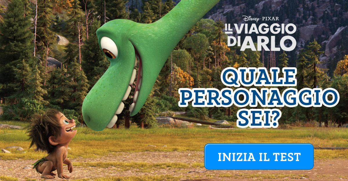 Quiz quale dinosauro di il viaggio di arlo sei for Test quale animale sei
